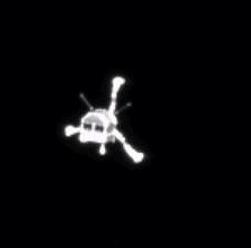 Rosetta, Philae, and comet 67P