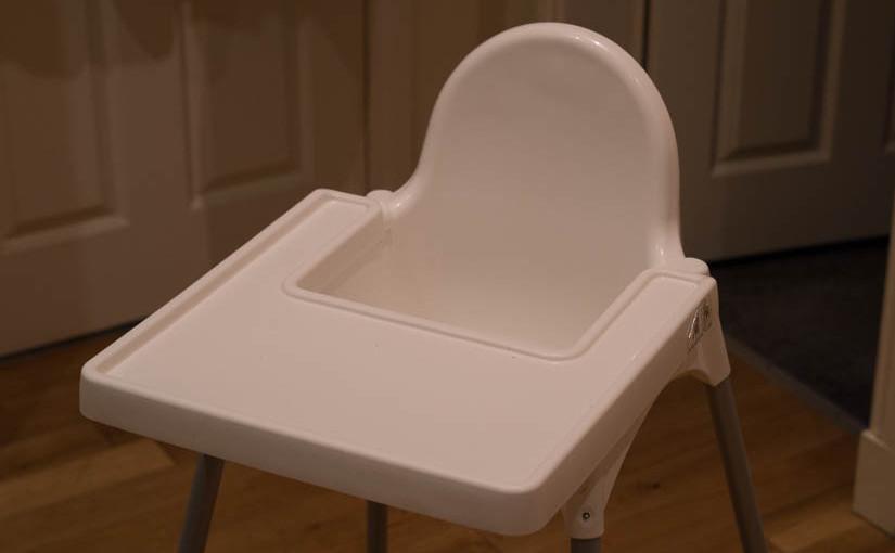 Antilop IKEA high chair review