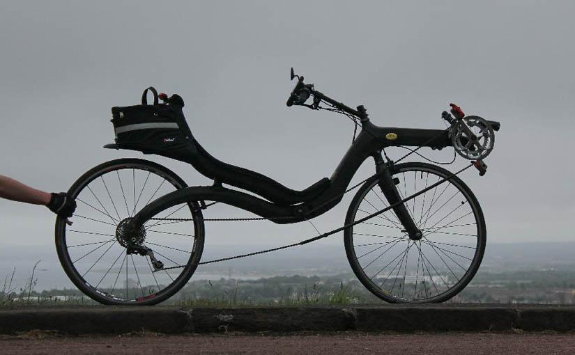 Short review—M5 carbon highracer