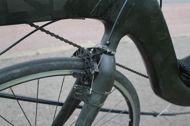 M5 front brake