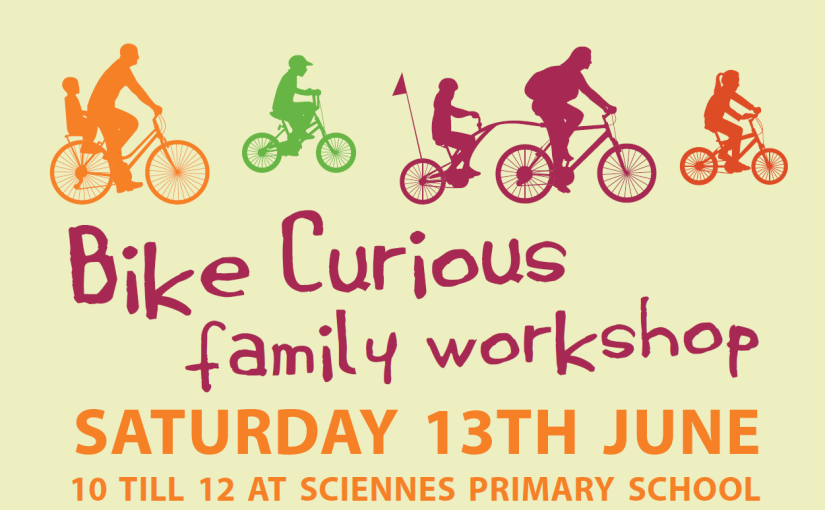 (Another) bike curious family workshop