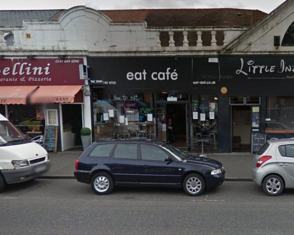 Again, Google streetview. Look, it's cold outside, ok?