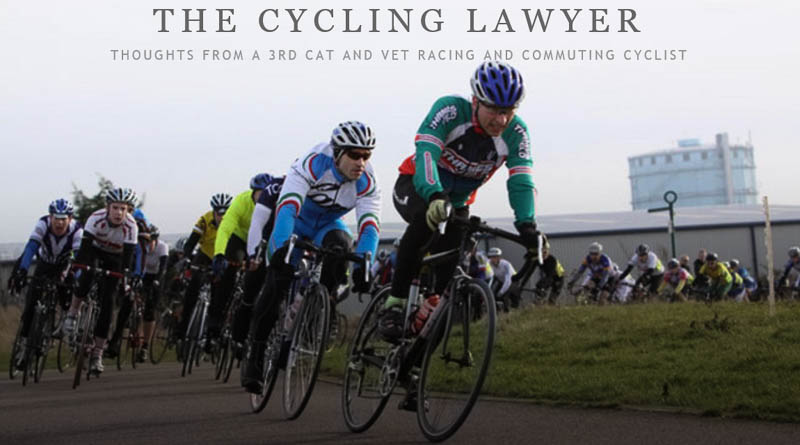 The Cycling Lawyer banner