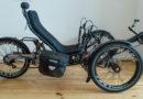 Azub TiFly full suspension trike hits Scottish shores
