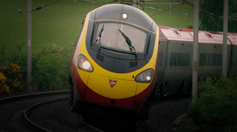 Virgin Trains train