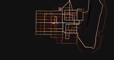 Strava heatmap ignores app privacy settings