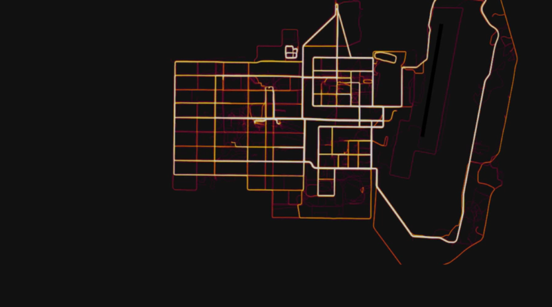 strava heatmap base